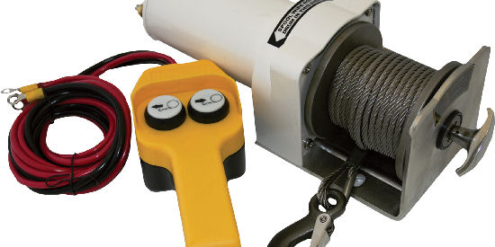 Retail shops in Sydney Melbourne selling genuine marine electric winches