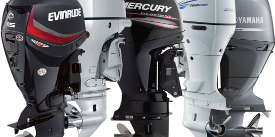 Retail shops in Sydney Melbourne selling genuine marine outboard engines