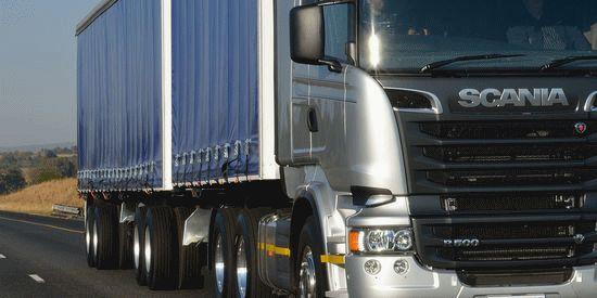 Scania trucks parts in Sydney Melbourne Logan City