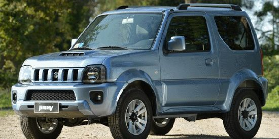 Suzuki Jimny parts in Sydney Melbourne Logan City