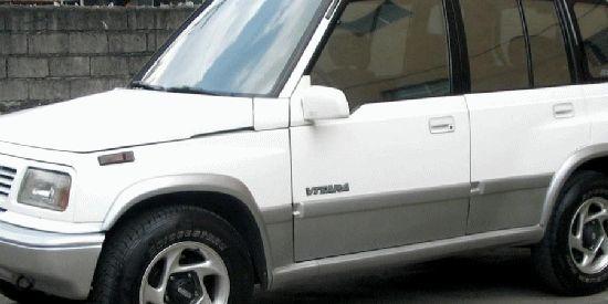 Suzuki Vitara parts in Sydney Melbourne Logan City