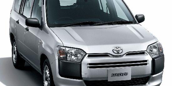 Toyota Succeed parts in Sydney Melbourne Logan City
