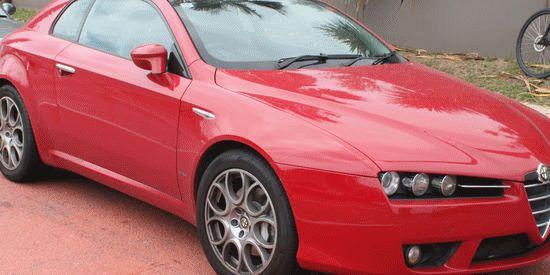 Alfa-Romeo Brera Parts retailers wholesalers in Sydney Melbourne Adelaide