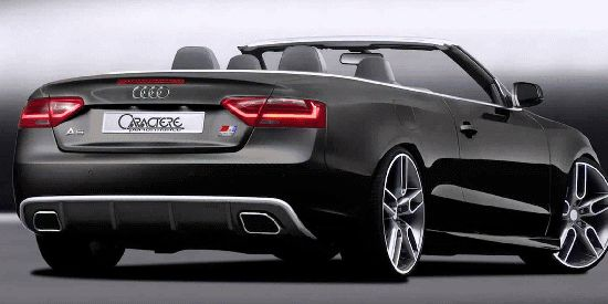Audi A5 Cabriolet parts in Victoria Anse Boileau