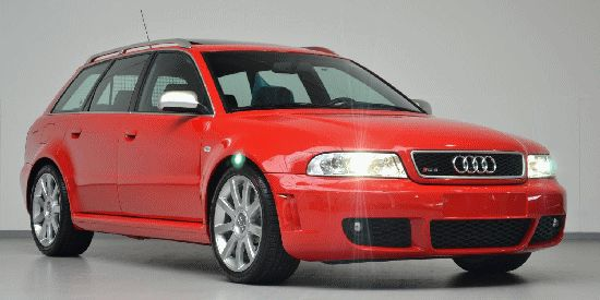 Audi RS4 Avant parts in Sydney Melbourne Logan City