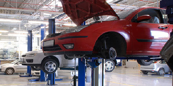 Automotive repair garages in Tébessa Constantine Biskra Algeria