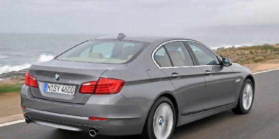 BMW 535i xDrive parts in Luanda N'dalatando Soyo
