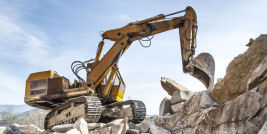 Where can I find construction equipment parts in London Birmingham Nottingham?