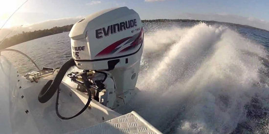 evinrude boat motor parts near me