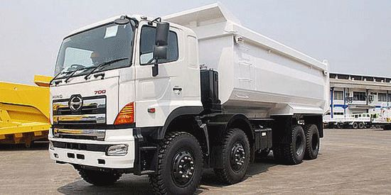 HINO trucks parts in Luanda N'dalatando Soyo