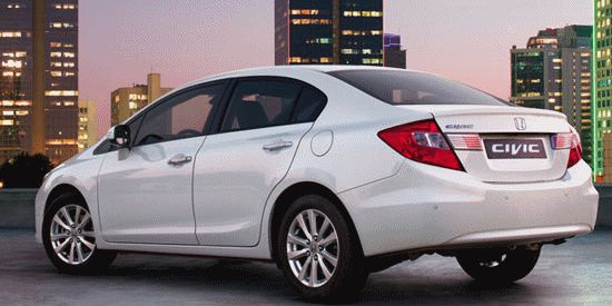 Honda Civic parts in Sydney Melbourne Logan City
