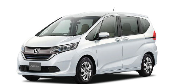Honda Freed parts in Luanda N'dalatando Soyo