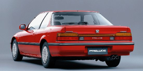 Honda Prelude parts in Sydney Melbourne Logan City