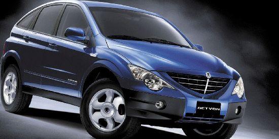 Hyundai Actyon parts in Luanda N'dalatando Soyo