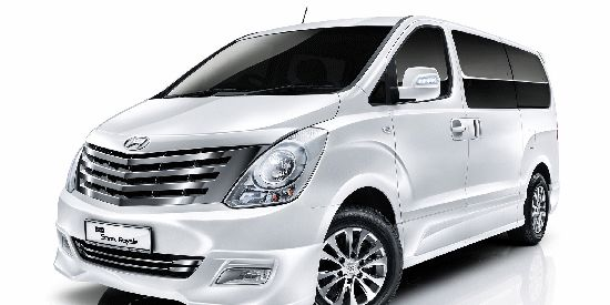 Hyundai Grand Starex parts in Algiers Boumerdas Annaba