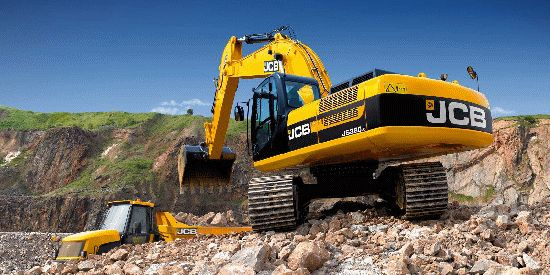 JCB heavy machinery parts in Algiers Boumerdas Annaba