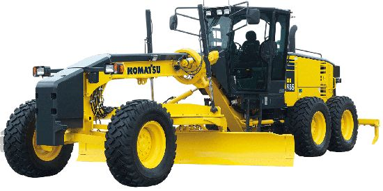 Komatsu heavy machinery parts in Luanda N'dalatando Soyo