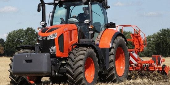 Kubota Tractor parts in Sydney Melbourne Logan City