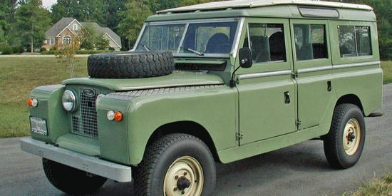 Land-Rover 109 parts in Sydney Melbourne Logan City