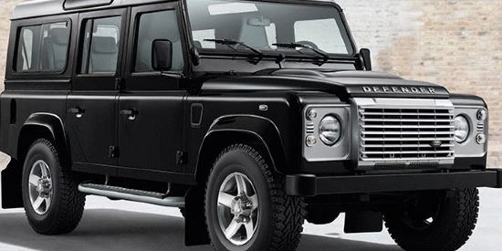 Land-Rover Defender parts in Luanda N'dalatando Soyo