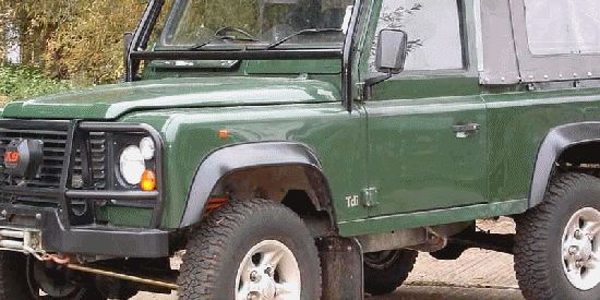 Land-Rover Parts in Angola