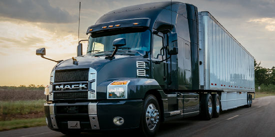MACK trucks parts in Algiers Boumerdas Annaba
