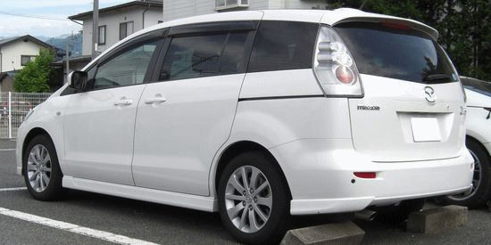 Mazda Premacy parts in Sydney Melbourne Logan City