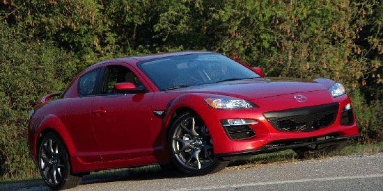 Mazda RX8 parts in Sydney Melbourne Logan City
