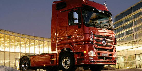 Mercedes-Benz Actros parts in Algiers Boumerdas Annaba