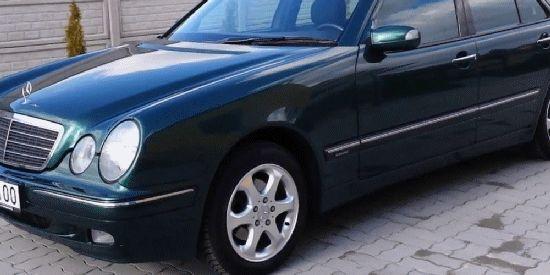 Mercedes-Benz E200 Elegance parts in Luanda N'dalatando Soyo
