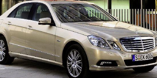 Mercedes-Benz E250 Elegance parts in Luanda N'dalatando Soyo