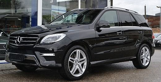 Mercedes-Benz ML 350 parts in Luanda N'dalatando Soyo