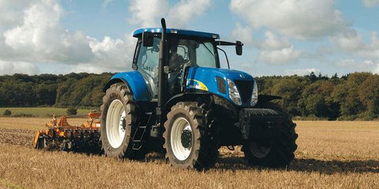 New-Holland tractors spare parts importers in Algiers Boumerdas Annaba