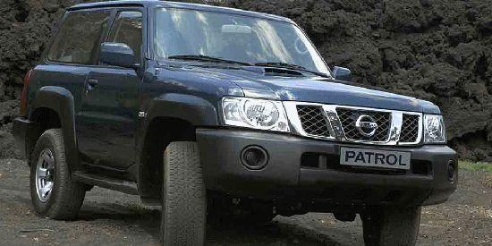 Nissan Patrol Wagon parts in Luanda N'dalatando Soyo