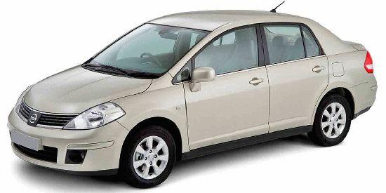 Nissan Tiida parts in Sydney Melbourne Logan City