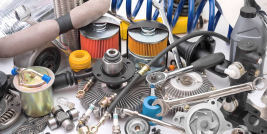 Where can I buy motor vehicle parts in London Birmingham Nottingham?
