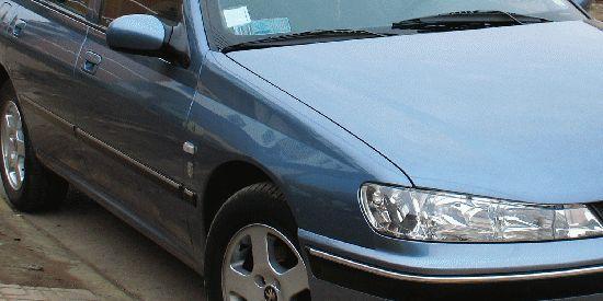 Peugeot 406 parts in Algiers Boumerdas Annaba