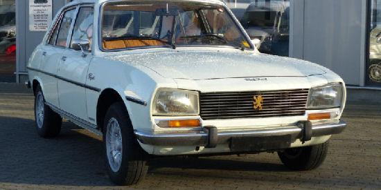 Peugeot 504 parts in Algiers Boumerdas Annaba