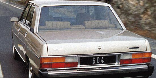 Peugeot 604 parts in Algiers Boumerdas Annaba