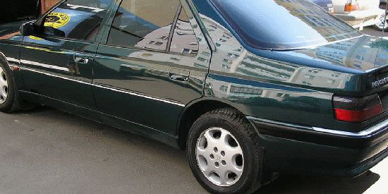 Peugeot Parts in Angola