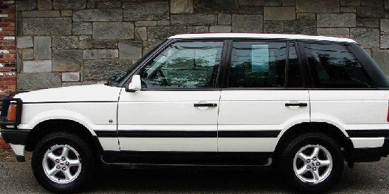Range-Rover 4.0 parts in Algiers Boumerdas Annaba