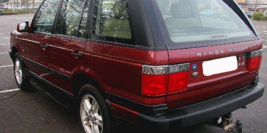 Range-Rover 4.0 V8 HSE parts in Algiers Boumerdas Annaba