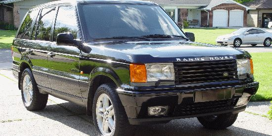 Range-Rover Parts in Angola