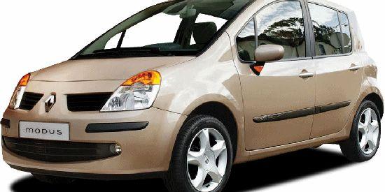 Renault Modus parts in Luanda N'dalatando Soyo
