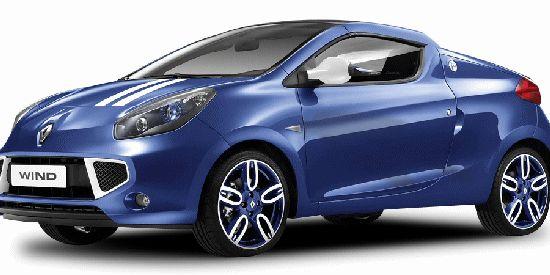 Renault Wind Roadster parts in Sydney Melbourne Logan City