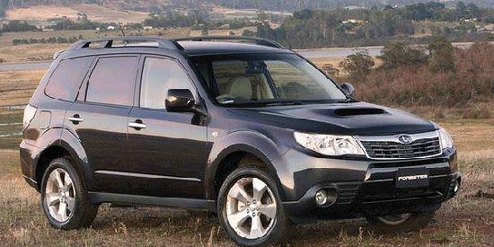 Subaru Forester parts in Sydney Melbourne Logan City