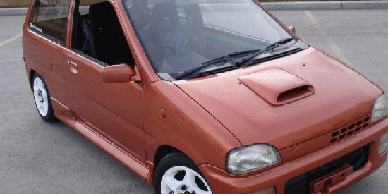 Subaru Rex parts in Algiers Boumerdas Annaba