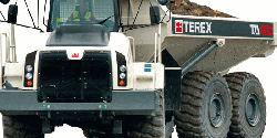 Terex Trucks Parts Dealers Near Me in Perth Newcastle Canberra Logan City