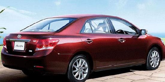 Toyota Allion parts in Luanda N'dalatando Soyo