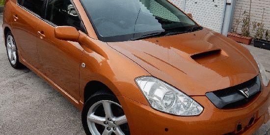Toyota Caldina parts in Algiers Boumerdas Annaba